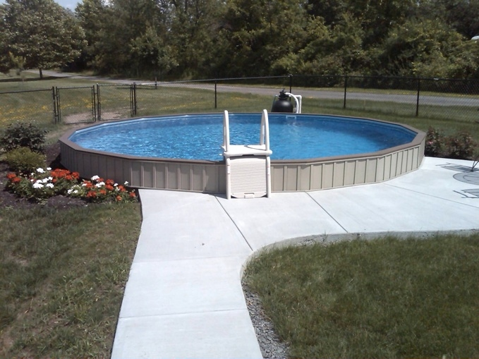 Small pool kits fiberglass pool care tips with small pool for Good cheap pools